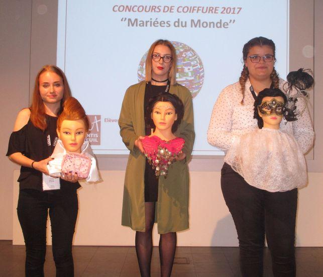 Concours L'Oréal au CAP Coiffure